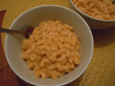 Mac and Cheese with Pumpkin