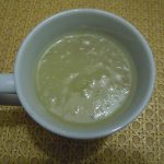 Five Ingredient Potato Leek Soup