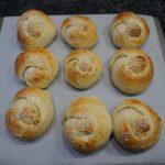 cooked choreg