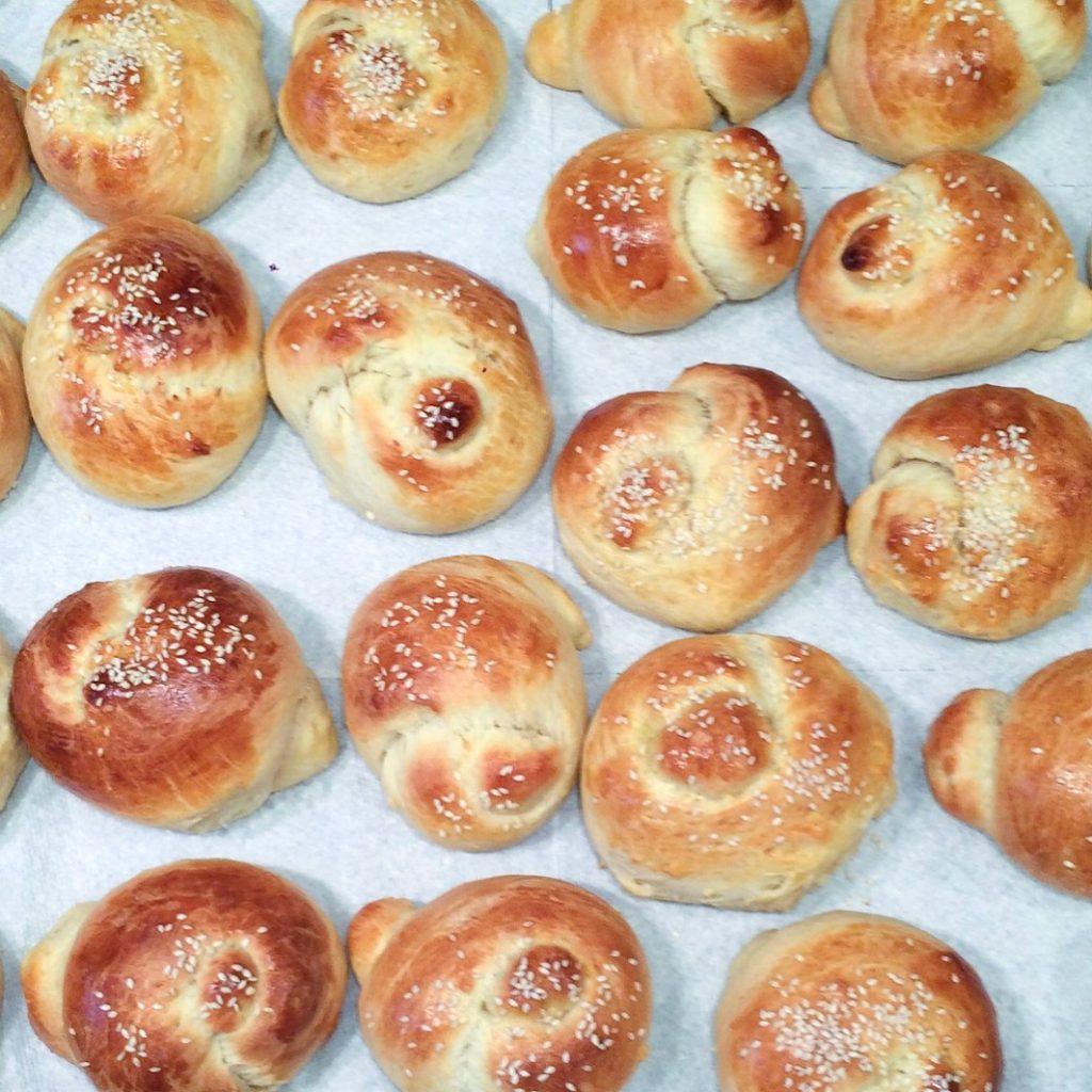 Choreg, Armenian sweet roll