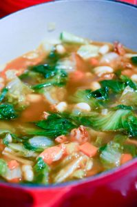 White Bean Escarole-05350