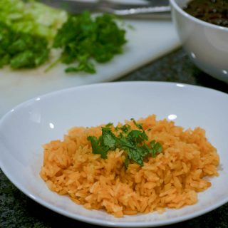 Five-Ingredient Mexican Rice