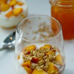 Peach and Apricot Parfaits