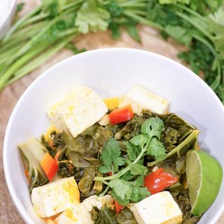 Vegan Thai Coconut Curry