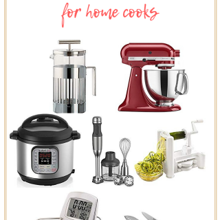 The Ultimate Holiday Gift Guide for Home Cooks!