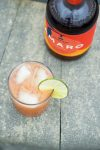 Grapefruit Amaro Cocktail