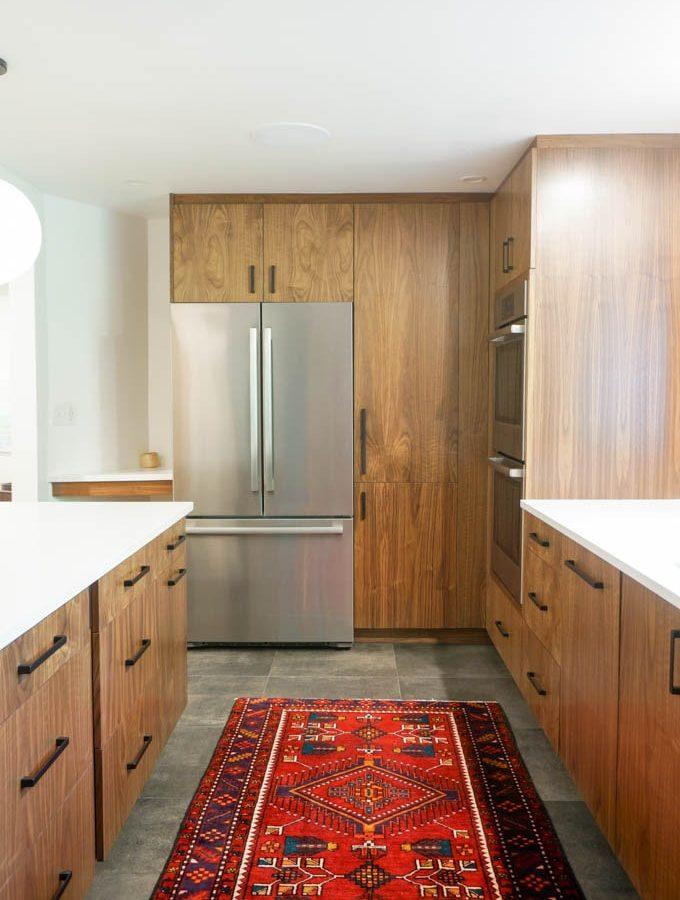 Kitchen Renovation, after.